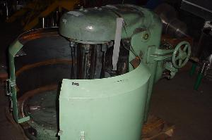 40 Gallon LITTLEFORD DAY Carbon Steel Blades Pony Mixer