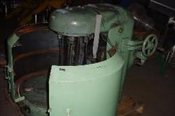 Image 40 Gallon LITTLEFORD DAY Carbon Steel Blades Pony Mixer with Stainless Steel Bowl and Tank 335111