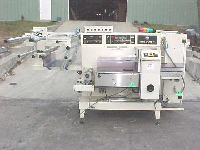 "ILAPAK ""COUGAR SR"" Horizontal Flow Wrapper"