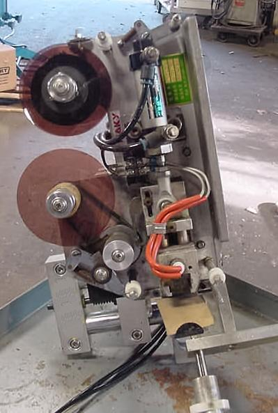 Hot Stamp Label Coder