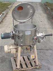Image High Speed Mixer Granulator by MTI 335211