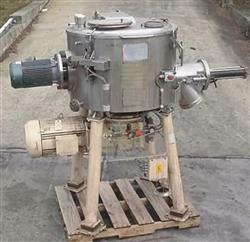 Image High Speed Mixer Granulator by MTI 335214