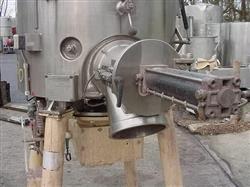 Image High Speed Mixer Granulator by MTI 335215