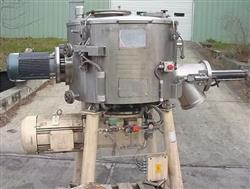Image High Speed Mixer Granulator by MTI 335216