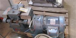 Image 1/2 Gallon BAKER PERKINS S/S Sigma Blade Mixer 656800