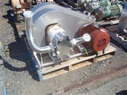 Image TRI-CLOVER Positive Displacement Pump, 7.5 HP 335299