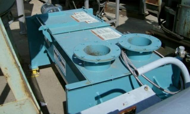 Image 7.2 CuFt MARION CPC-1854 Continous Paddle Mixer 335305