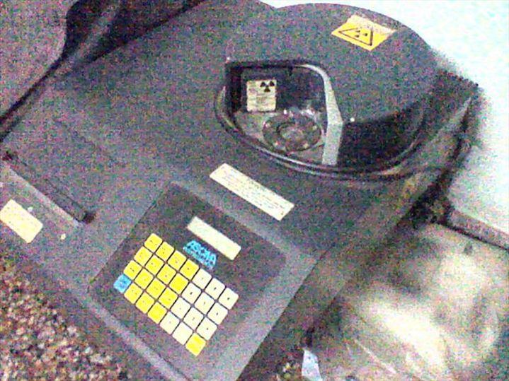 EDI XRF Spectrometer