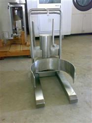 Image CORA - MOBILE S/S Hydraulic Drum Lift 335387