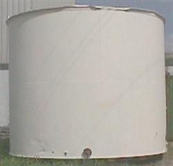 Image 13,800 Gal Vertical SS Clad Flat Bottom Tank 335398