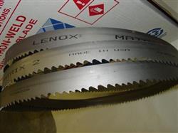 "Image LENOX Band Saw Blades Matrix 2 11/ 4"" 10 Unused 335435"