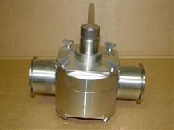 """Image 3"""" ALFA LAVAL-KOLTEK 2-Way Valve - Stainless Steel, Unused 335490"""