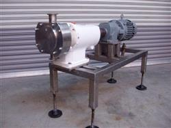 "121164 - 3"" G&H Stainless Steel Rotary Pumpsets"