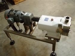 """Image 3"""" G&H Stainless Steel Rotary Pumpsets 335542"""