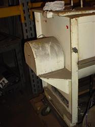 Image 5 CF MUNSON Model HD1.5-3MS Paddle Blender, 3 HP 488998