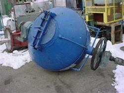Image 20 CF KOMLINE Double Cone Vacuum Dryer / Blender 335608