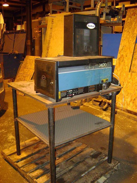 NORDSON 3400 Hot Melt System