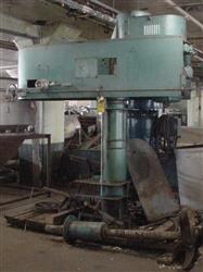 Image 30 HP HOCKMEYER Mixer Disperser 335734