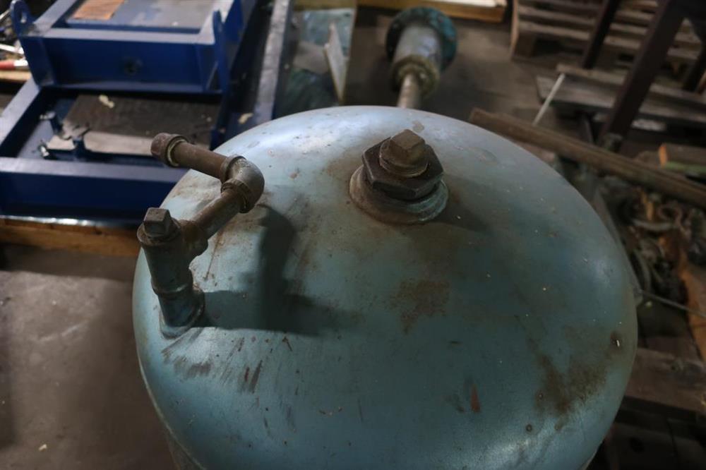 Image 30 HP HOCKMEYER Mixer Disperser 1337548