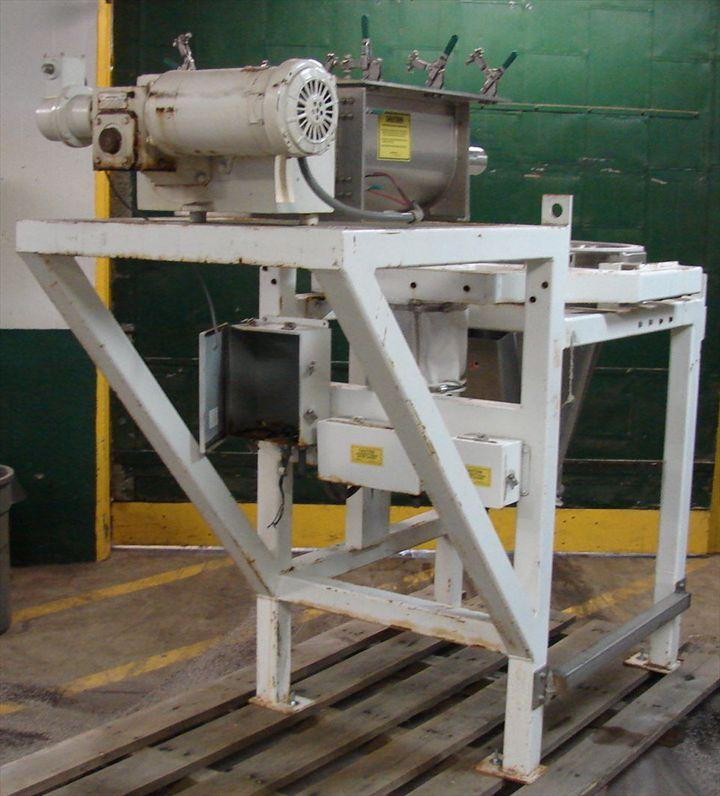 ACRISON S/S Screw Feeder