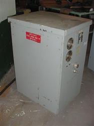 Image GE 25 KVA Power Conditioner Transformer 335743