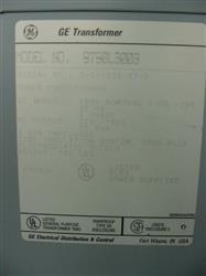 Image GE 25 KVA Power Conditioner Transformer 335744