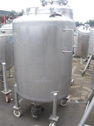 Image LETSCH Stainless Steel Tank 335885