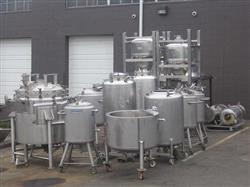 Image LETSCH Stainless Steel Tank 335887