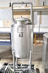 Image 60 Gallon WALTER Model S3 Pressurized Tank 335983