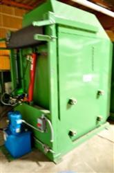 Image GAYLORD Bulk Bottle Dump Station w/o Bucket Elevator (Lot of 2) 335997
