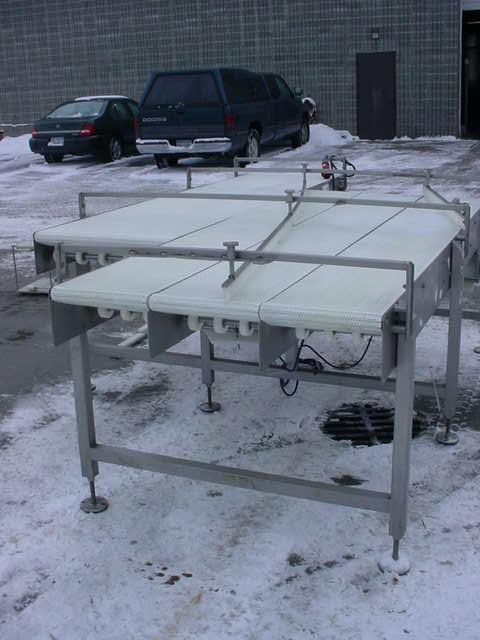 Image KLEENLINE CORP  S/S Inline Accumulation Conveyor 336083
