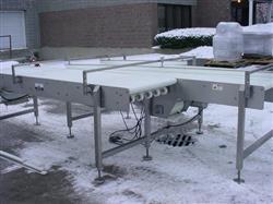 Image KLEENLINE CORP  S/S Inline Accumulation Conveyor 336084