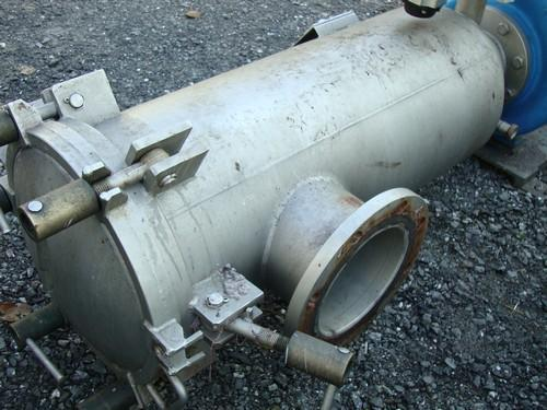 Stainless Pressure Filter