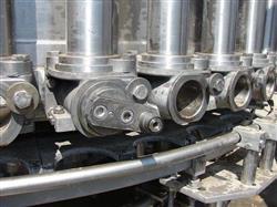 Image HEMA Model MR50 50-Head Rotary Piston Filler 336276