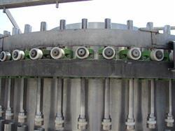 Image HEMA Model MR50 50-Head Rotary Piston Filler 336277