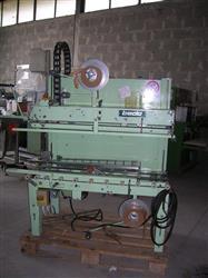Image BEDO VA 300 Case Sealer w/ Roller Conveyor 336291