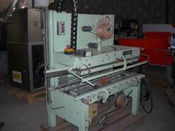 Image BEDO VA 300 Case Sealer w/ Roller Conveyor 336292