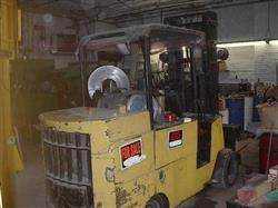 Image ALLIS CHALMERS Propane Forklift, Cap. 14,000 lbs 336331