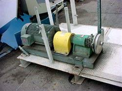 Image 30 HP TRI-CLOVER Stainless Steel Sanitary Centrifugal Pump 336348