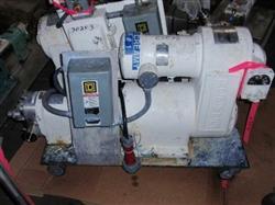 Image 30 Gpm WAUKESHA Model 25 Pump, Stainless 336389