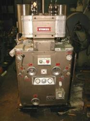 Image 51 Station STOKES Model 552-1 Tablet Press 4 Ton 336502