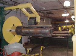 "Image 72"" BRADBURY Uncoiler with Cart, Cap. 20,000 lbs 336527"
