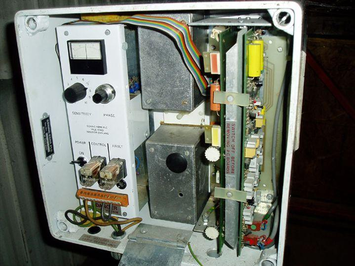 Image GORING KERR Tekamet  Metal Detector 336636