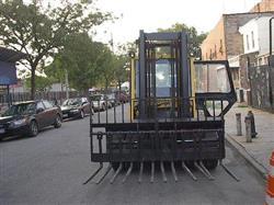 Image CLARK Diesel Block Forklift, Cap. 9000 lbs 336771