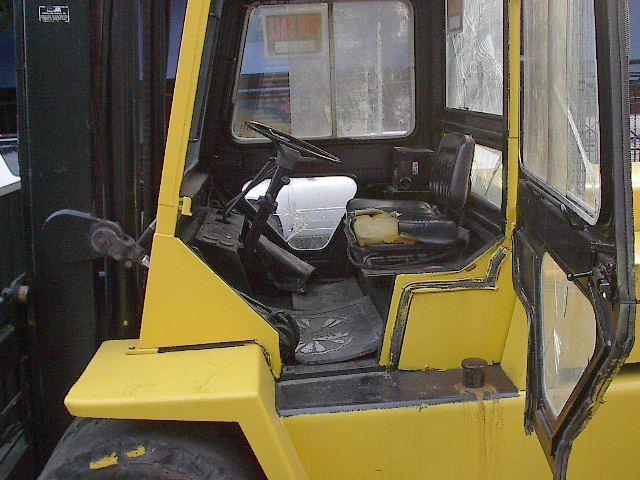 Image CLARK Diesel Block Forklift, Cap. 9000 lbs 336772
