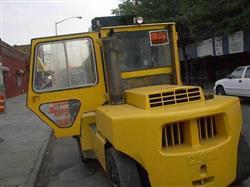 Image CLARK Diesel Block Forklift, Cap. 9000 lbs 336773