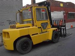 Image CLARK Diesel Block Forklift, Cap. 9000 lbs 336774