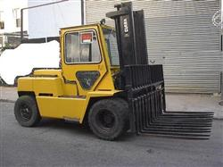 Image CLARK Diesel Block Forklift, Cap. 9000 lbs 336775