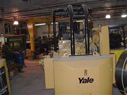 Image YALE Custom Diesel Forklift, Cap. 15,000 lbs 336789