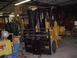 Image YALE Custom Diesel Forklift, Cap. 15,000 lbs 336790